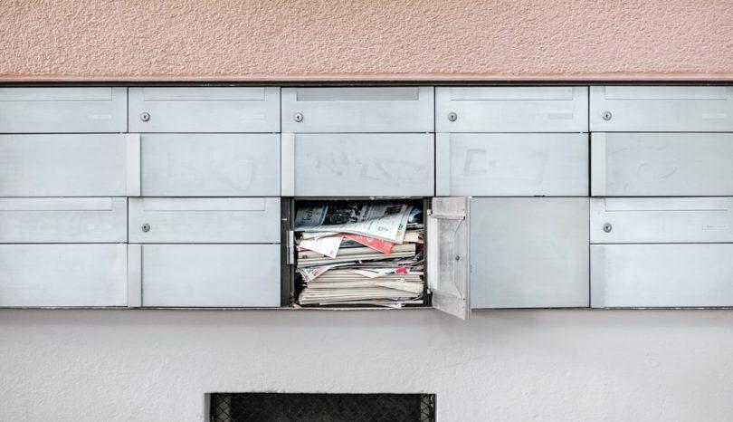 Ouverture de boites lettre